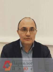 Дементьев Олег Георгиевич психиатр, психотерапевт, нарколог